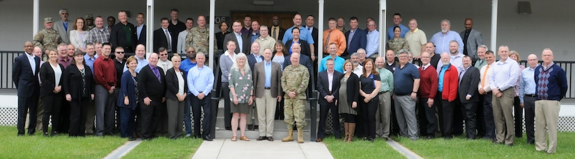 Strategic Planning Meeting Brings Readiness Division, Geographic Partners Together