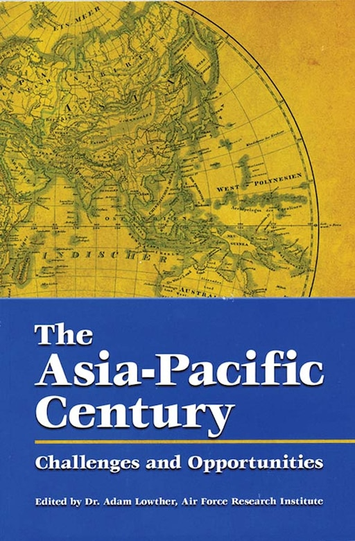 Book Cover - The Asia-Pacific Century