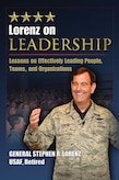 Book Cover - Lorenz on Leadership