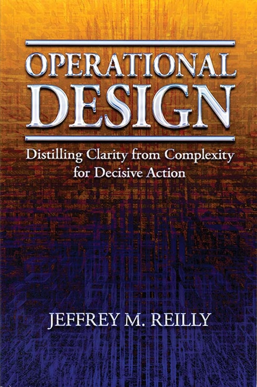 Book Cover - Operational Design