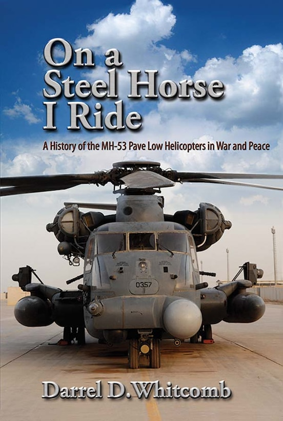Book Cover - On a Steel Horse I Ride
