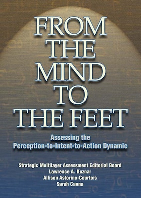 Book Cover - From the Mind to the Feet