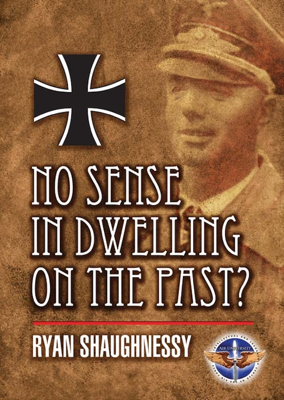 Book Cover - No Sense in Dwelling on the Past?