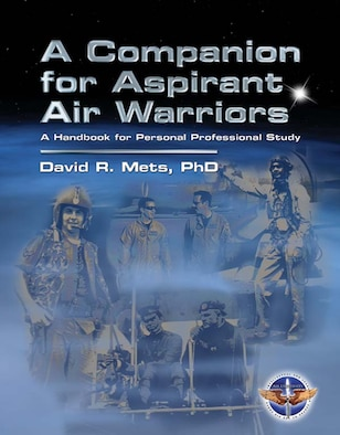 Book Cover - A Companion for Aspirant Air Warriors