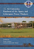 Book Cover - The Air University Pantheon of Air, Space, and Cyberspace Power Thinkers