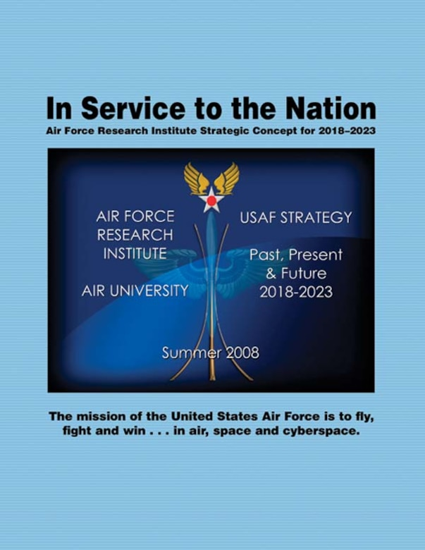 Book Cover - In Service to the Nation
