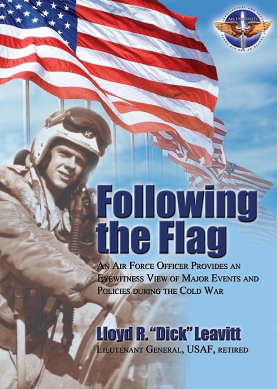 Book Cover - Following the Flag