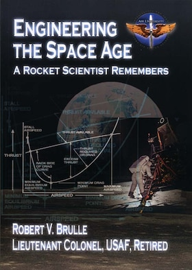 Book Cover - Engineering the Space Age