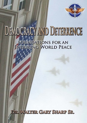 Book Cover - Democracy and Deterrence