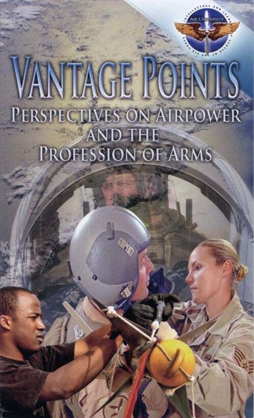 Book Cover - Vantage Points