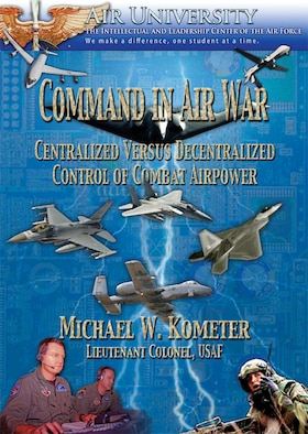 Book Cover - Command in Air War