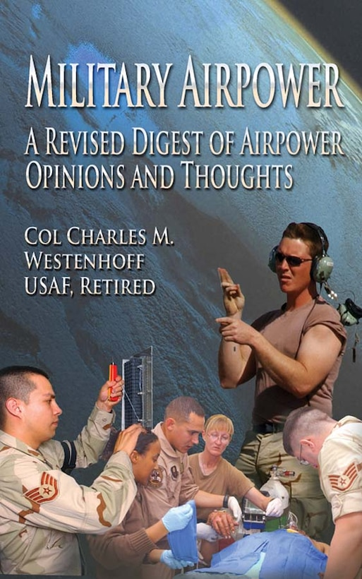 Book Cover - Military Airpower