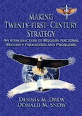 Book Cover - Making Twenty-first Century Strategy