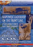 Book Cover - Airpower Leadership on the Front Line