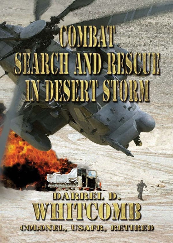 Book Cover - Combat Search and Rescue in Desert Storm