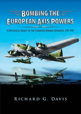 Book Cover - Bombing the European Axis Powers