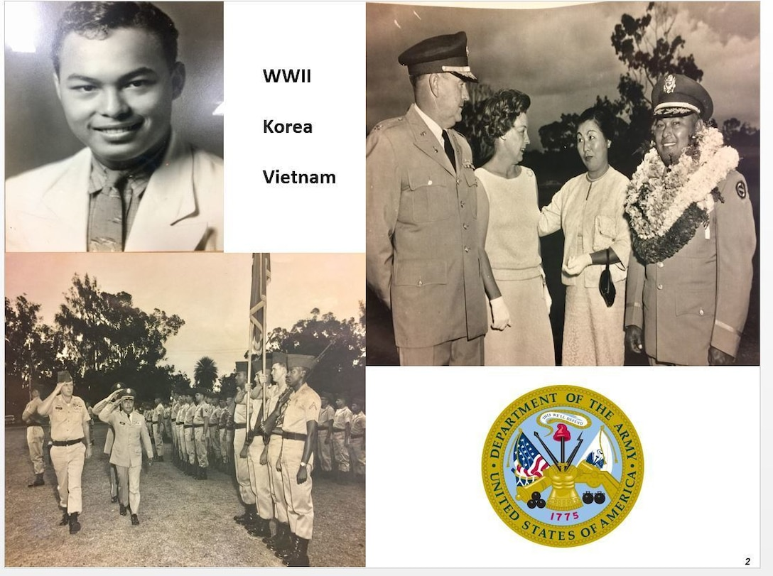 Army family legacy of service inspires at Asian American Pacific Island Heritage Month observance