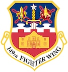 149th Fighter Wing Shield