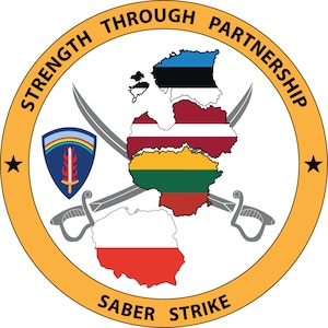 361st Civil Affairs Brigade supports Saber Strike 18