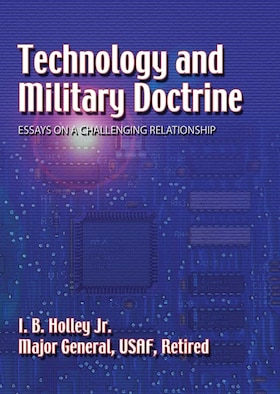 Book Cover - Technology and Military Doctrine