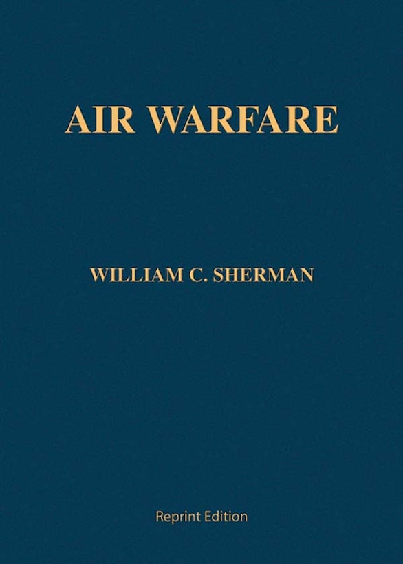 Book Cover - Air Warfare