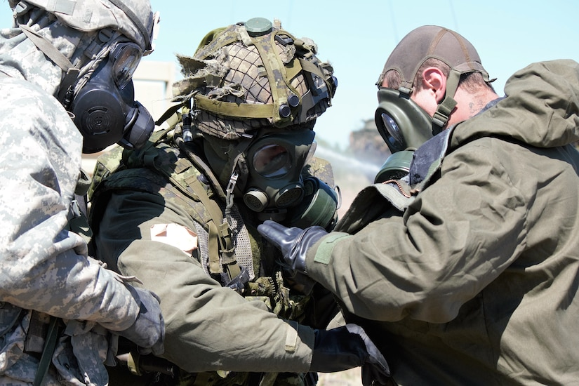 Maple Resolve exercise strengthens bond between US, Canadian forces