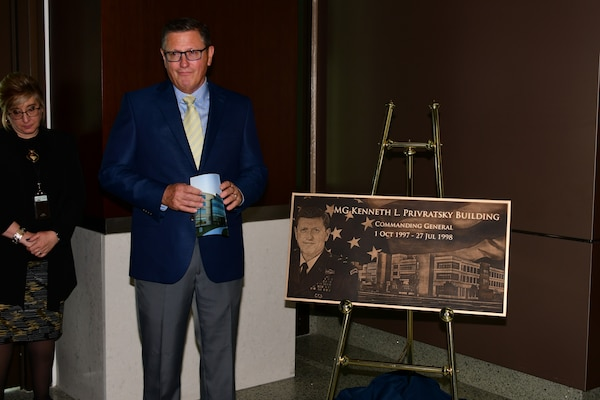DDC's first commanding general honored with Hall of Fame induction