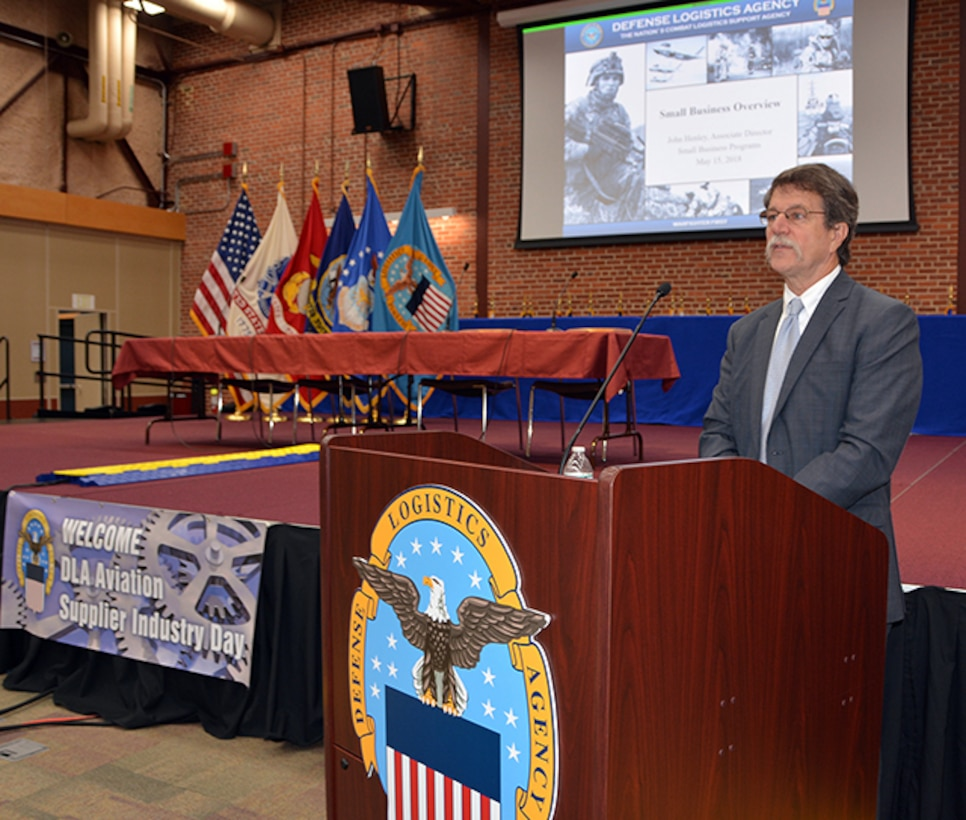DLA Aviation Small Business Programs Division associate director