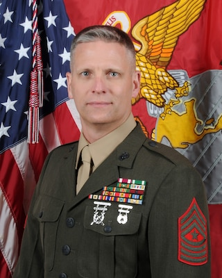 Sergeant Major, Marine Light Attack Helicopter Squadron 773