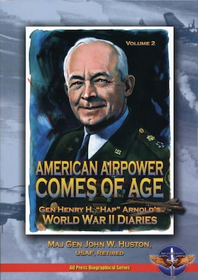 Book Cover - American Airpower Comes of Age - Vol 2