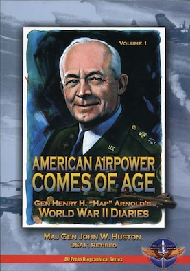 Book Cover - American Airpower Comes of Age - Vol 1