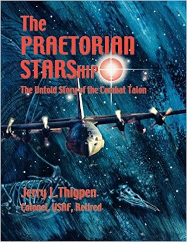 Book Cover - The Praetorian Starship