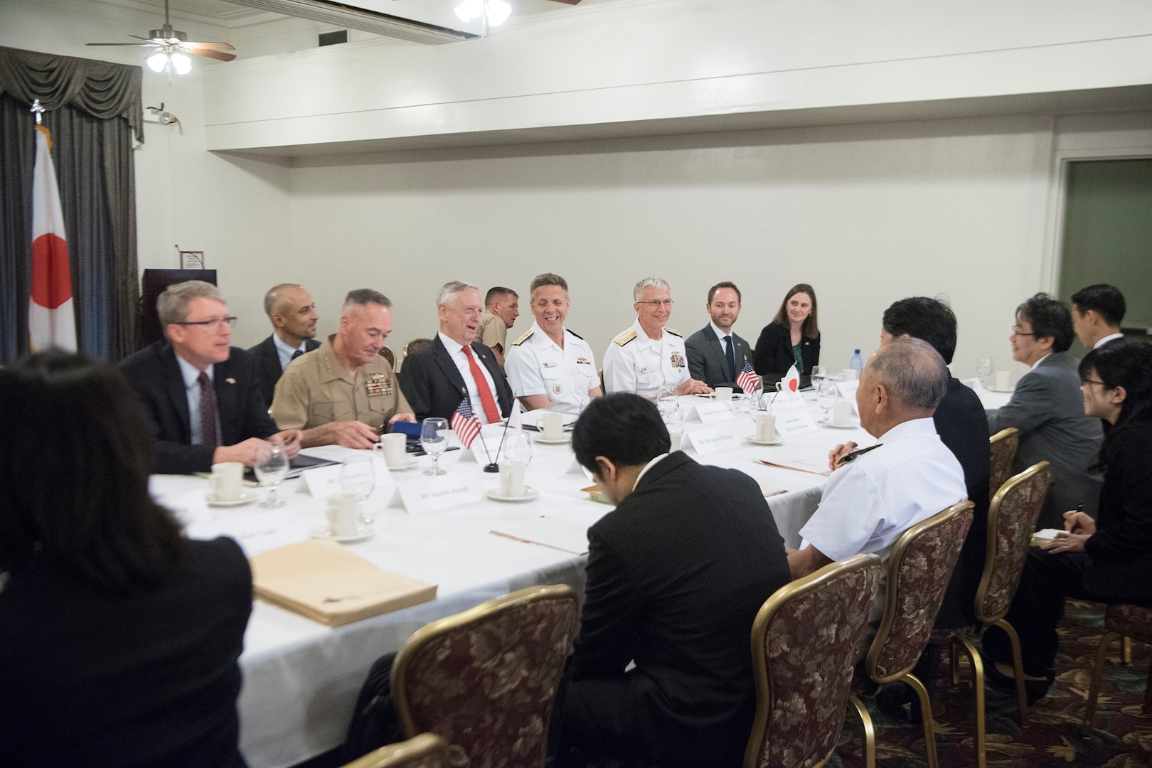 Dunford to Attend Pacom Command Change, Meet With Pacific Allies