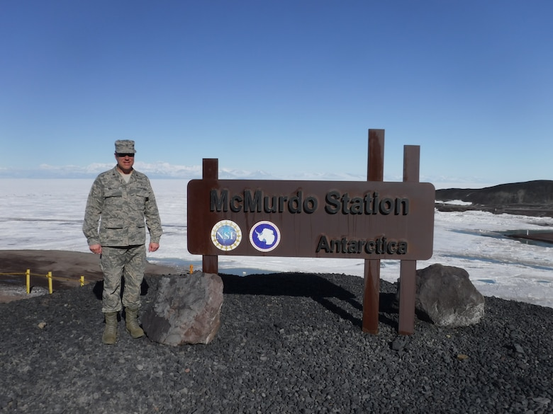 173rd FW provides National Science Foundation an Antarctic Partner