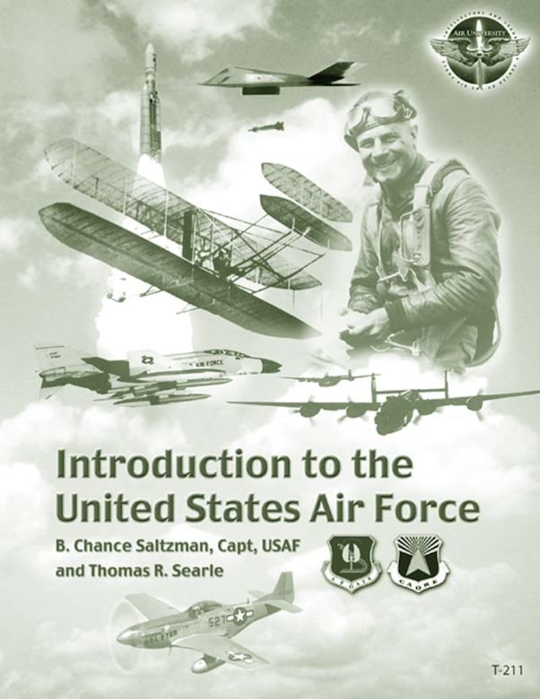 Book Cover - Introduction to the United States Air Force