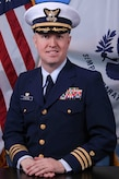Commander Michael Paradise, USCG Base Charleston commanding officer