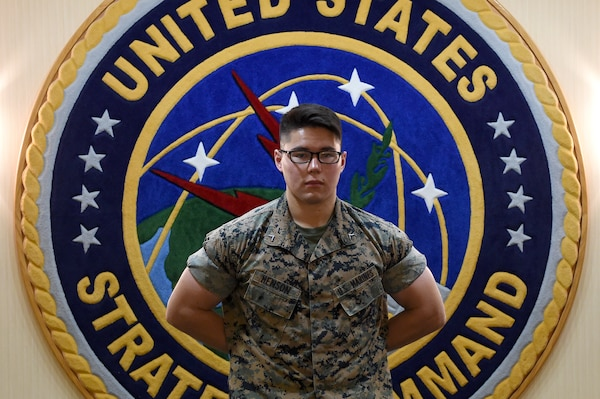 U.S. Marine Corps Lance Cpl. Kenneth Henson is selected as the Enlisted Corps Spotlight for June.