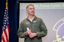 Air Force Cyber Strategy Conference sparks innovative ideas for cyber warfare