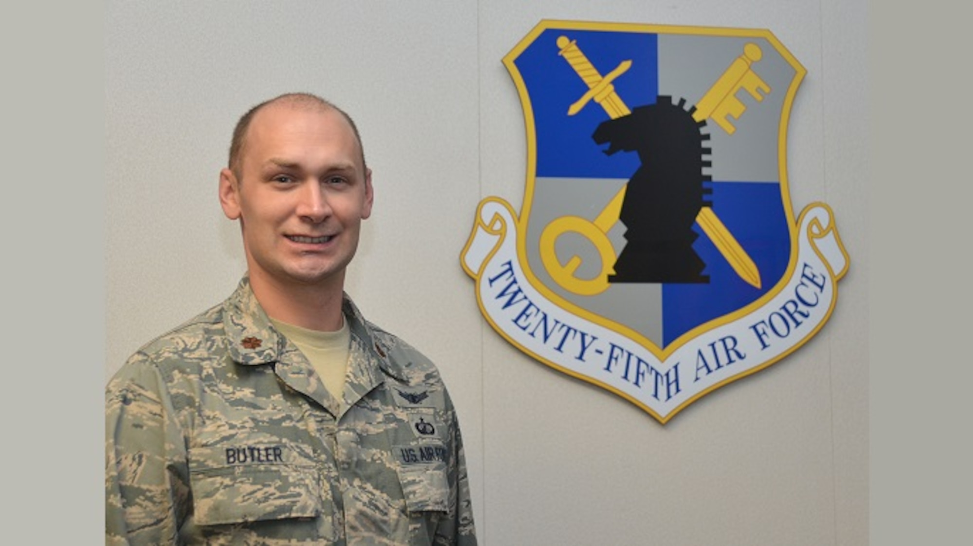 From high-risk youth to national award winner – One Airman's inspirational journey