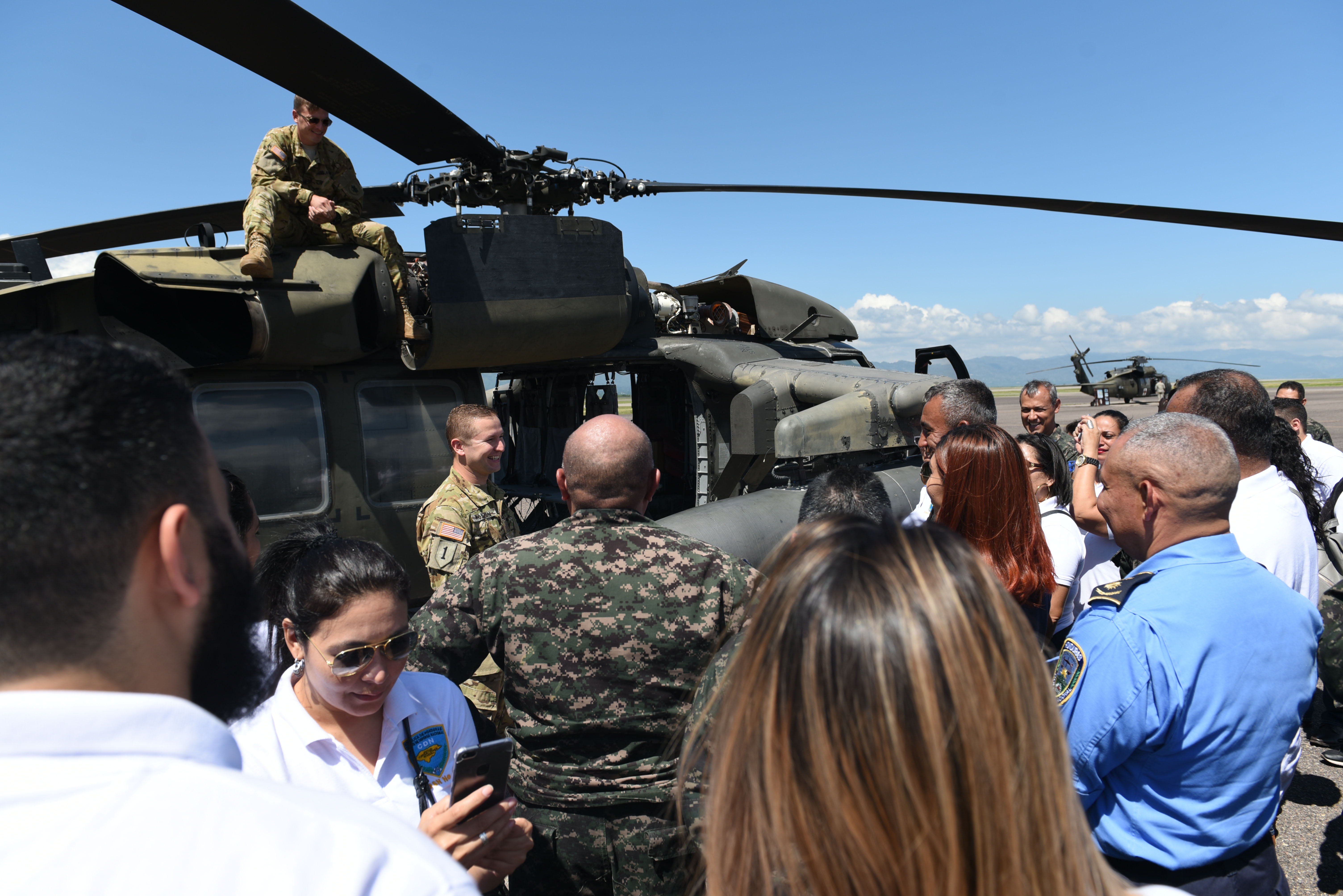 National Defense College visits SCAB > U S  Southern Command