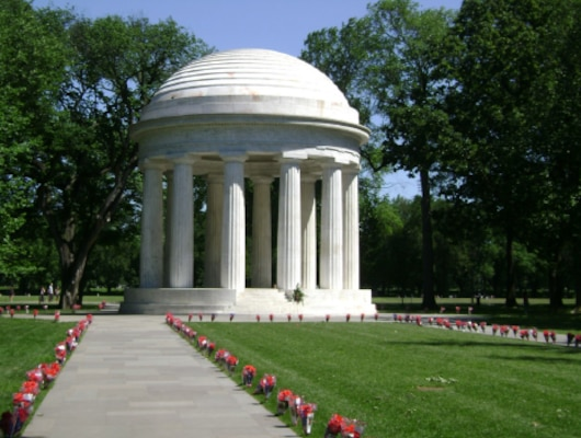 D.C. War Memorial, Washington, D.C. National Mall