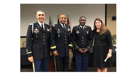 17 Soldiers from both Fort Knox and Fort Campbell, KY, took the oath of citizenship