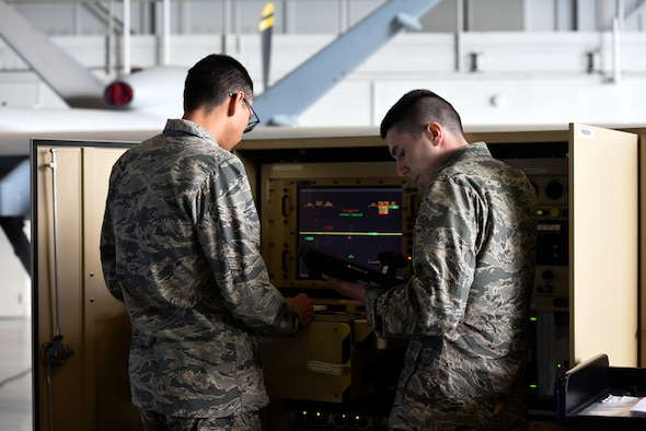 Sheppard Airmen technical training