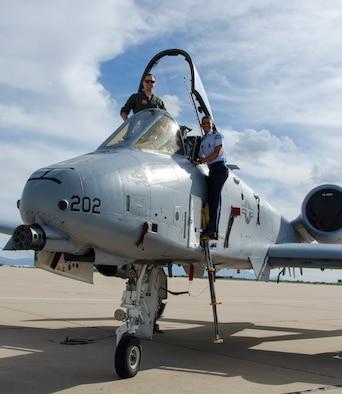 Latin American Cadets visit SOUTHCOM air component
