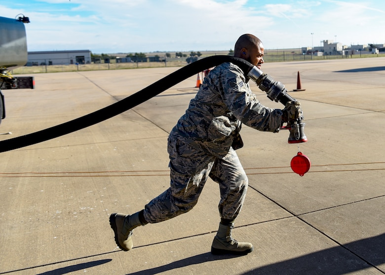 Sheppard Airmen technical training