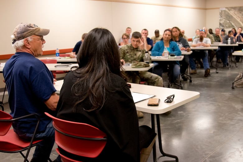 Fort Hunter Liggett Soldiers, civilians undergo Media 101 Training