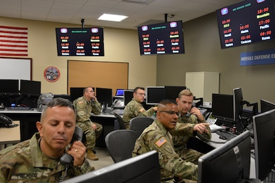 100th Missile Defense Brigade marks 15 years of service