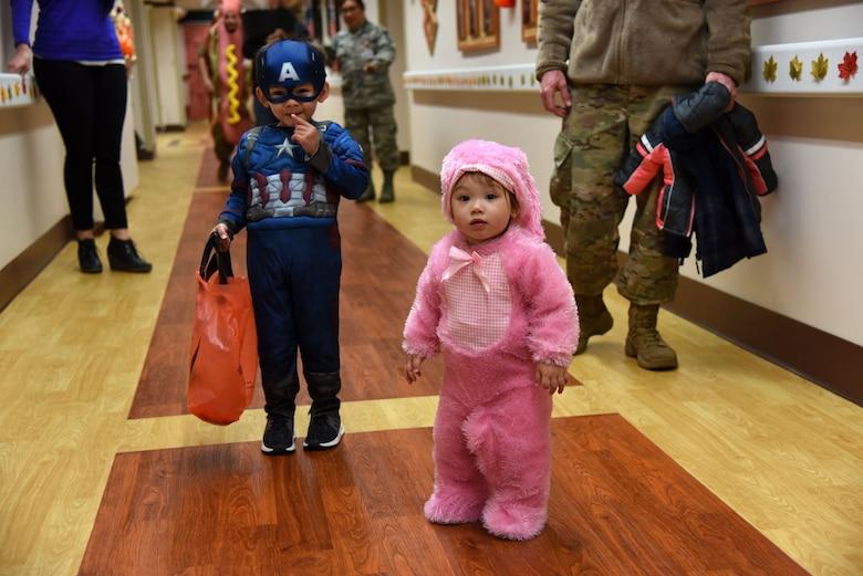 AMC, Halloween