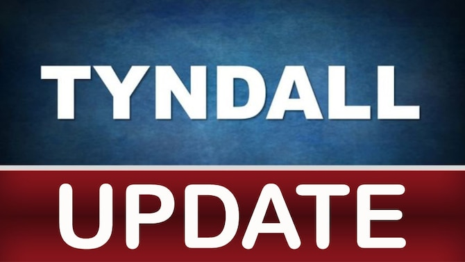 The Air Force announced the return of several key Tyndall Air Force Base missions, as the base begins its long-term recovery following Hurricane Michael.