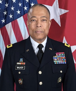 MG William J Walker, Comanding General, District of Columbia National Guard